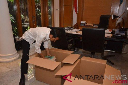 Jokowi curhat sudah empat tahun tinggalkan Balaikota