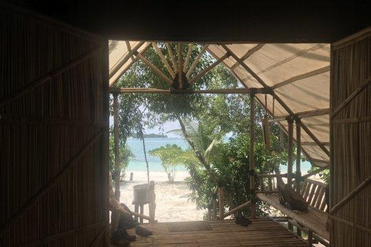 "Tarik wisatawan, Belitung kembangkan konsep ""Eco Beach Tent"""