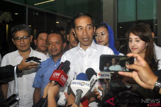 TKD Jateng sebut kampanye pilpres 2019 belum memanas