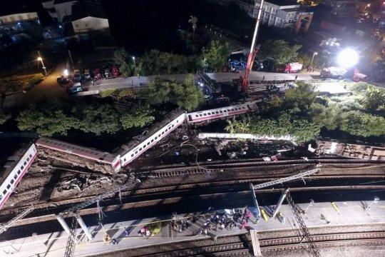 Belum ada laporan WNI jadi korban kecelakaan KA di Taiwan