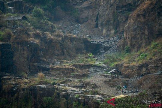 Warga diminta hentikan pembalakan hutan Bukit Mangkol