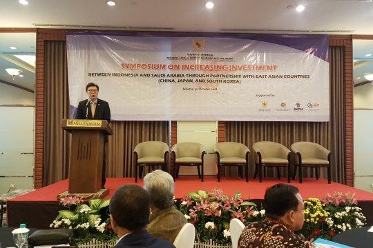 Korea Selatan dukung inisiatif Indonesia tingkatkan investasi dari Arab Saudi