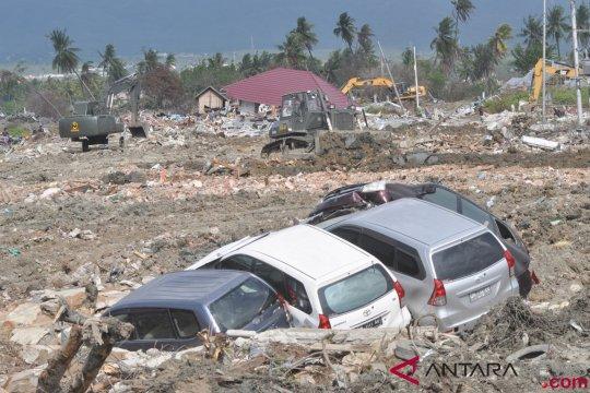 Basarnas evakuasi 1 jenazah lagi korban likuifaksi Petobo