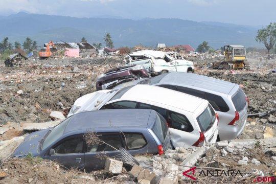 Basarnas evakuasi delapan jenazah likuifaksi di Petobo