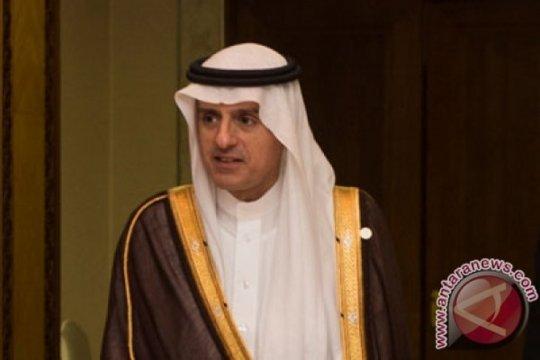 Menlu Saudi: Serangan fasilitas minyak Teluk atasi dengan 'ketegasan'