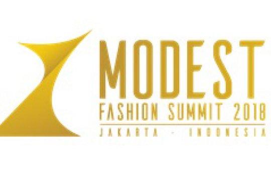 Jakarta tuan rumah Modest Fashion Summit 2018
