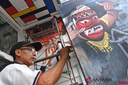 Para seniman antusias hadiri kongres kebudayaan