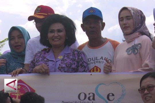 Dharma Pertiwi unjuk solidaritas untuk Palu
