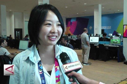 Jurnalis asing gunakan fasilitas Main Press Centre