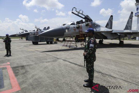 Pesawat TNI-AU usir pesawat asing dari Tanjungpinang
