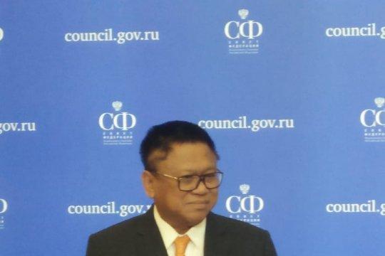 Ketua DPD bicarakan usulan pembelian lahan-bangunan untuk kompleks KBRI Moskow