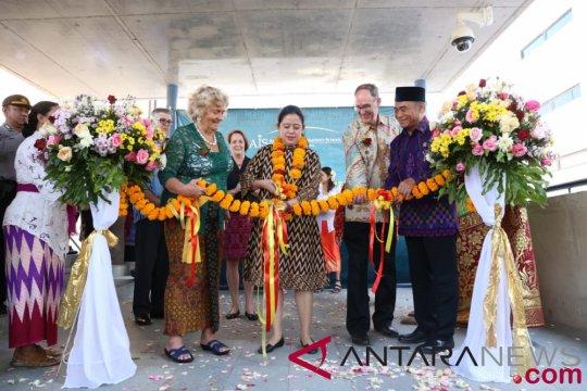 Menko PMK Puan Maharani resmikan kampus baru AIS di Bali