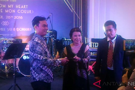 Musisi Widya Siregar gelar konser amal untuk Palu