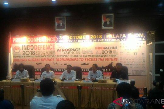 "Menhan: ""Indo Defence"" perkuat kolaborasi industri pertahanan"