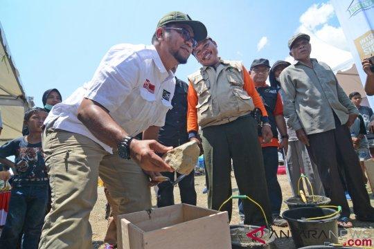ACT siapkan hunian sementara untuk warga Palu