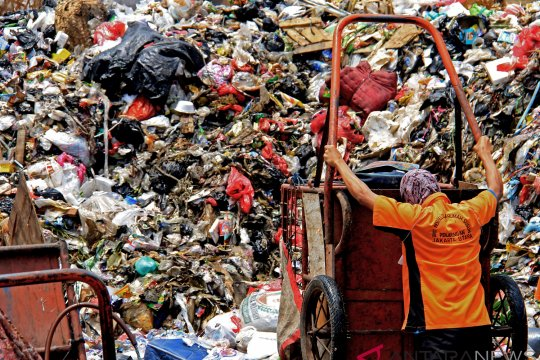 Jakpro kembangkan fasilitas pengolahan sampah di wilayah barat Jakarta