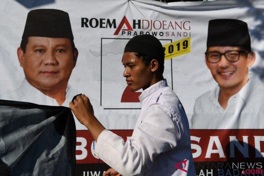 Relawan alumni ITS-Universitas Airlangga ikrar dukung Prabowo Subianto-Sandiaga Uno