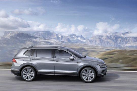 Hankook Tire perluas kemitraan dengan Volkswagen melalui Tiguan R-Line