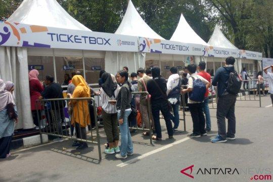 Masyarakat mulai buru tiket pertandingan Asian Para Games di GBK