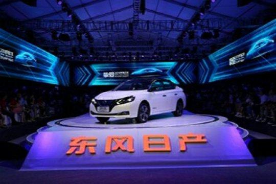 Mobil tanpa emisi Nissan Sylphy resmi dijual di China