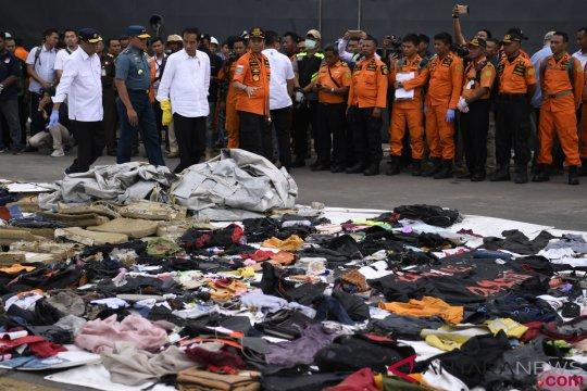 Perintah Jokowi soal pencarian Lion Air JT 610