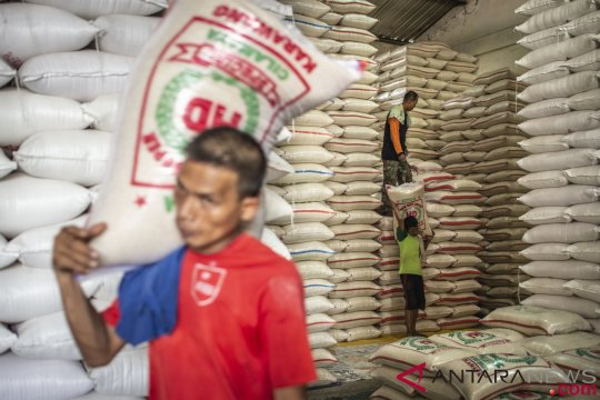 Satgas Pangan mengawasi beras hingga tingkat bawah
