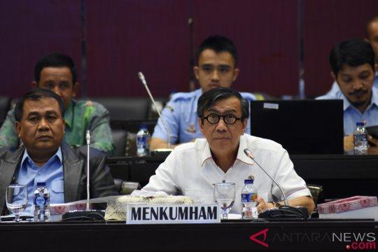 Yasonna: Harus ada upaya tekan permintaan narkoba
