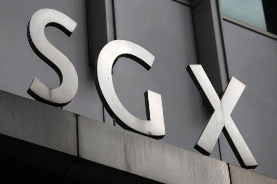 Bursa saham Singapura ditutup turun, Straits Times melemah 1,45 persen