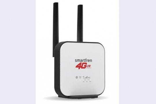 Smartfren hadirkan Wi-Box 4G untuk internet rumah