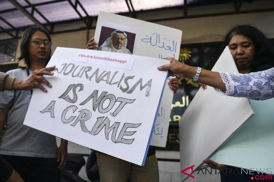 kepolisian Turki yakin jasad Khashoggi mungkin telah dibakar