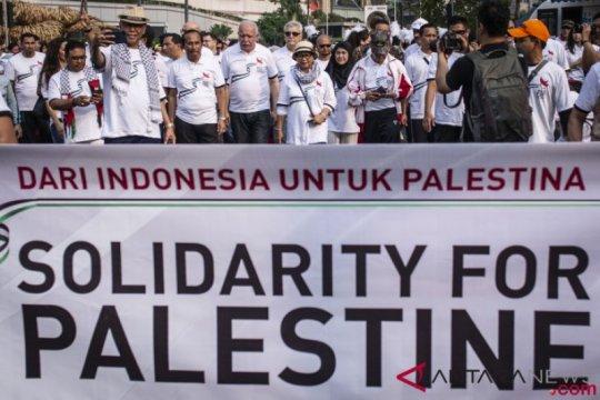 Perayaan Hari Internasional Al-Quds masif bermakna bagi Palestina