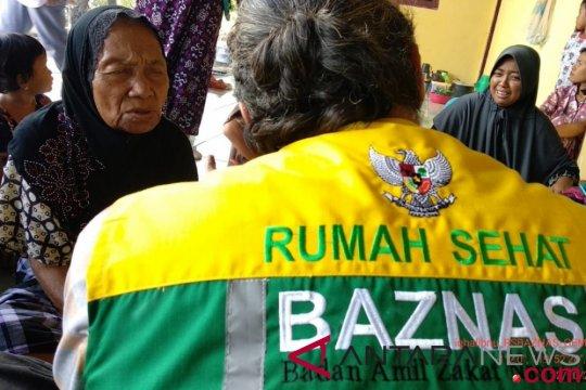 Baznas tangani 69 pengungsi terserang beragam penyakit