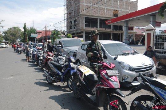 Pertamina: 90 persen SPBU di Palu telah beroperasi kembali