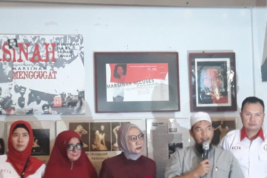 TKN Jokowi-Ma'ruf pertimbangkan proses hukum Ratna Sarumpaet