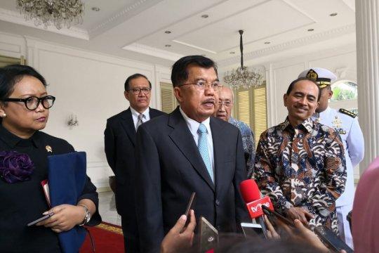 Wakil Presiden ke Palu tinjau kondisi pascabencana