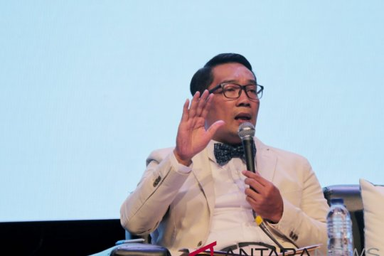 Jadi Target Hoaks, Ridwan Kamil Angkat Bicara
