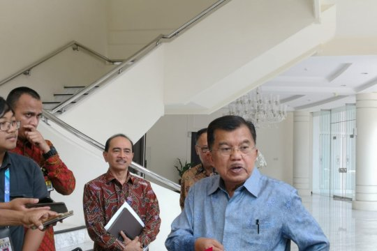 Jusuf Kalla minta tempat latihan PB Perbakin diawasi