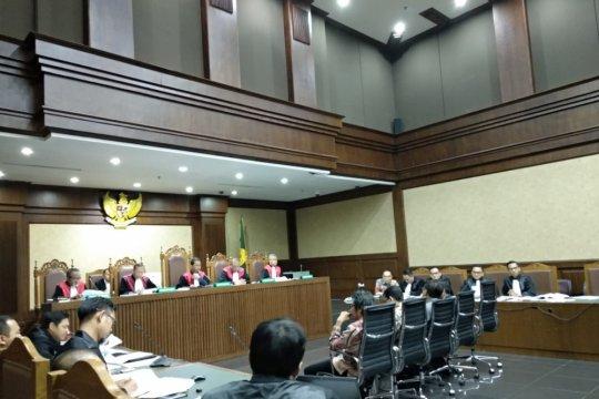 Saksi: Penyetoran modal PLTU Riau tak sesuai aturan