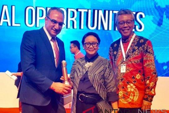 Importer Palestina terima Penghargaan Primaduta 2018 Indonesia