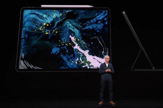 Apple luncurkan iPad Pro terbaru
