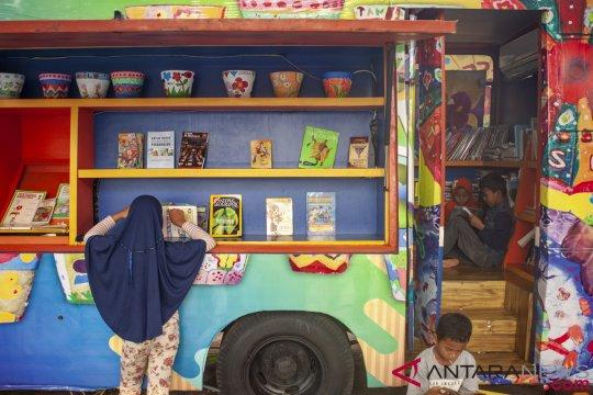 Pemkab Tangerang sediakan pustaka keliling menjelang berbuka puasa