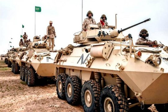 Koalisi pimpinan Saudi di Yaman serang ibu kota Sana'a