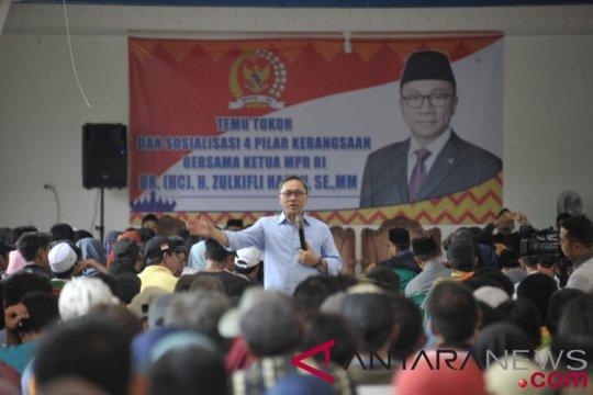 Ketua MPR ingatkan pemilu ajang memilih pemimpin terbaik