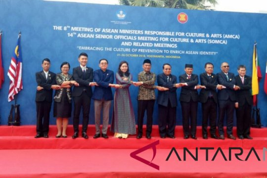Indonesia diharapkan memimpin promosi budaya ASEAN