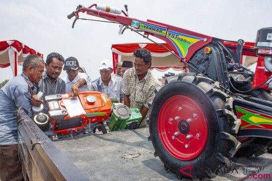 Pemberian Bantuan Alat Mesin Pertanian