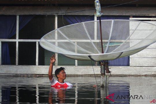 Banjir di Wilayah Pesisir Riau
