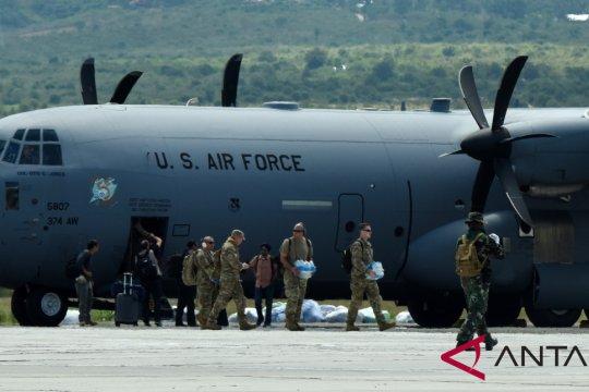 AS umumkan bantuan tambahan untuk Sulawesi Tengah