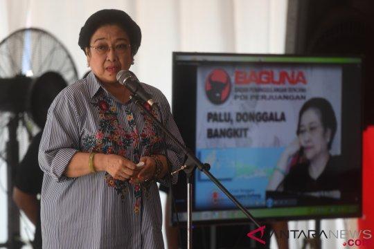 Megawati ingatkan masyarakat miliki kewaspadaan dini bencana