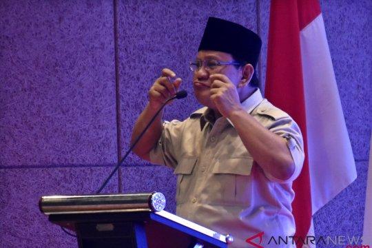 Gerindra: Prabowo-Sandi-Gus Solah hanya bicarakan ekonomi