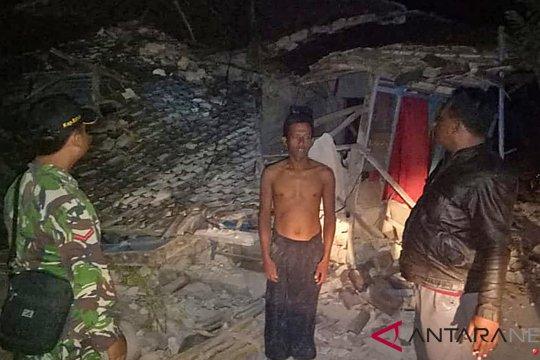 Menteri Sosial jenguk korban gempa di Sumenep